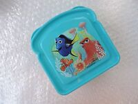 Disney Pixar Finding Dory Sandwich Food Container Kids 3+ Lunch Container New