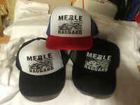 Merle Haggard Hat kbd outlaw country music ftw