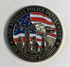 LAPD Los Angeles Police Department Air Support Division ASD