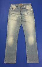 jeans take two doors w29 tg 42 43 dritti denim slim low waist uomo usati T2864