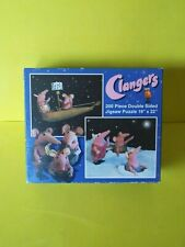 Clangers double sided jigsaw