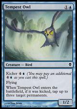 MTG 4x TEMPEST OWL - GUFO DELLE TEMPESTE - ZEN - MAGIC