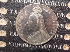 INGHILTERRA GREAT BRITAIN 2 FIORINI 1887 QUEEN VICTORIA COD. INGHILTERRA-4
