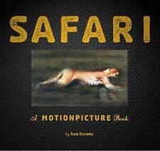Safari - A Photicular Book By Dan Kainen & Carol Kaufmann