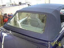BMW e30 Cabrio Convertible Top Rear Window PVC Window Polish