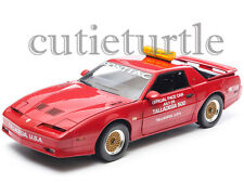 Greenlight 1987 Pontiac Firebird Trans Am GTA Talladega 500 Pace Car 1/18 12859