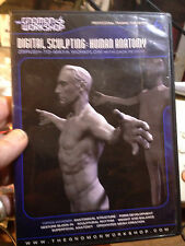 Digital Sculpting: Human Anatomy [DVD] [Region 1] [US Import] [NTSC],  DVD, ,