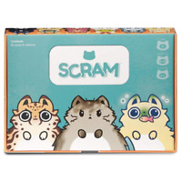 TeeTurtle: Scram - Base Game - From The Creators of Unstable Unicorns, Free Ship