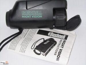 Bushnell Vision Nocturne Appareil de Nuit Monoculaire 5x42 Infrarot-Aufheller