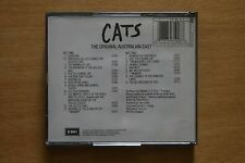Andrew Lloyd Webber  ‎– Cats- The Original Australian Cast   (C134)