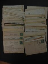 USA : Fascinating group of 198 mostly Turn of the Century Post Cards.