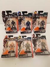 New Set Of 6 Mega Bloks Halo Heroes Series 2 Hero