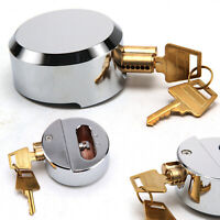 Concealed 73MM Padlock Round UNBREAKABLE Heavy Duty Van Replacement Door Lock