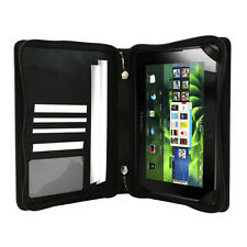 BlackBerry playbook executive leather case - black