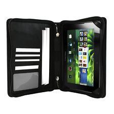 BlackBerry playbook executive leather case - black