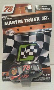 NASCAR Authentics Martin Truex Jr. Raced Version *
