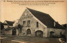CPA  Provins -Maison des Petits Plaids XIII siécle,ou le Prévot du ...  (248828)