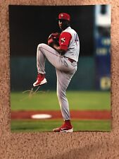 Franklyn Kilome Signed Autographed Auto 8x10 Photo Phillies New York Mets