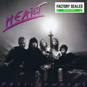 Heart – Passionworks CD NEW