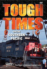 Tough Times on the Southern Pacific DVD Pentrex wrecks derailments flooding