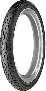 DUNLOP D402 MH90-21 21 FRONT TIRE 4 HARLEY 3017-63 REPLACES 43104-93A 45006823