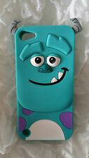 Silicone Cover per cellulari MONSTER para IPOD TOUCH 5