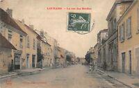LOUHANS - La rue des bordes