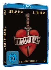 Wild at Heart [Blu-ray/NEU/OVP] Roadmovie von David Lynch über die Höllenfahrt