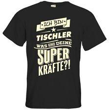 Herren-T-Shirts in Größe 5XL Tischler
