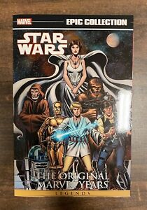 Star Wars Legends Epic Collection - The Original Marvel Years Vol. 1 (2016)