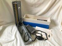 Vintage Sphygmomanometer Professional Blood Pressure Device Machine