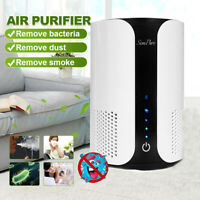 Air Purifier True HEPA Filter Oil Aromatherapy Air Cleaner for Large Room Office