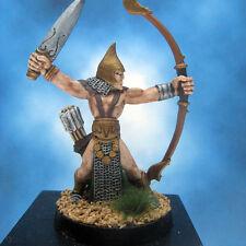 Painted I-Kore Celtos Miniature Elf Archer Leader