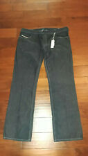 NWT DIESEL Men's Zatiny Regular Bootcut Jeans 40 x 34 (actual 41.5 x 35.5)