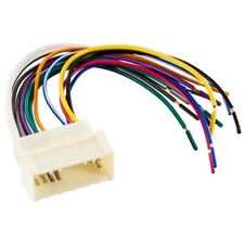 Car Stereo Radio Wiring Harness for select 2005-up Hyundai Kia Vehicles