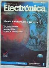 REVISTA ESPAÑOLA DE ELECTRÓNICA - Nº 528 NOVIEMBRE 1998 - 90 PÁGINAS VER SUMARIO