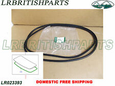 GENUINE LAND ROVER SUNROOF GLASS SEAL RANGE SPORT 05-13 OEM NEW LR023393