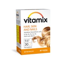 VITAMIX for stronger & healthier Hair, Skin & Nails 30capsules-food supplements