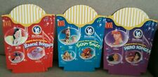 McDonald's 1997 Walt Disney Records Magical Music Collection French Fry Holders