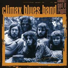 Climax Blues Band - Couldn't Get It Right [New CD]