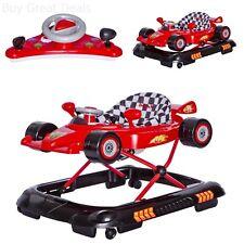Sport Car Baby Activity Walker Wheels Kids Toy Learning Assistant Mini Speedster