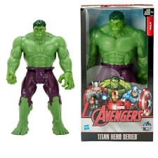 "Marvel Avengers Assemble Titan Hero Series Hulk 12"" Incredible Action Figure"