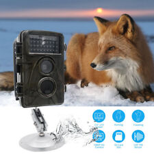 IP56 12MP Scouting Infrared Trail Hunting Camera Video Game Trap  Wildlife Night