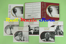 CD COUNT BASIE Hall of fame BOX 5 CD + BOOKLET 2002 TIM (Xs7) no lp mc dvd