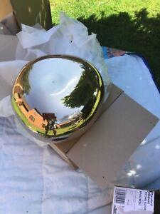 GENUINE JOHN LEWIS Tom Dixon Melt Mini LED Surface Light GOLD BRAND NEW RRP £490