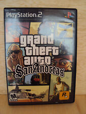Grand Theft Auto San Andreas PlayStation 2 *USED*