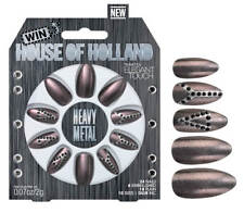 Elegant Touch House of Holland Rockabye Babes Heavy Metal Nails