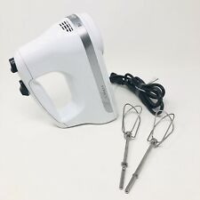 KitchenAid KHM512WH 5 Speed Corded Hand Mixer White Pre Owned