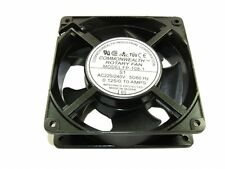 FP-108-1 ROTARY AXIAL FAN 120x120x38mm 220/240V AC 18/17 W 50/60 Hz 0.13/0.11AMP
