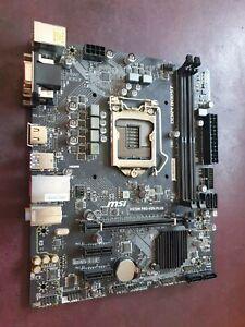 MSI H310M PRO-VDH PLUS mATX Motherboard for Intel LGA1151 CPUs